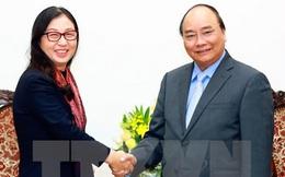 Thủ tướng tiếp Chủ tịch Tập đoàn Huawei của Trung Quốc