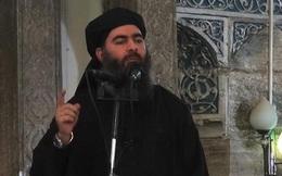 """Thủ lĩnh IS thừa nhận thất bại trước quân đội Iraq, công bố """"diễn văn từ biệt"""""""