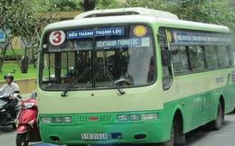 Hai tuyến xe buýt miễn phí nữ hành khách trong ngày 8/3