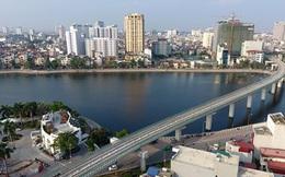 Cận cảnh đường ray tuyến đường sắt Cát Linh - Hà Đông