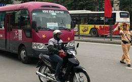 CSGT Hà Nội xử lý vi phạm hơn 1 tỷ đồng trong 3 ngày nghỉ lễ