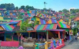 """Ngôi làng 7 sắc cầu vồng chính là điểm đến tuyệt vời cho công cuộc chụp ảnh """"sống ảo"""""""