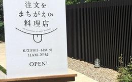 Ghé thăm nhà hàng ở Nhật Bản nơi thực khách yêu cầu món này nhưng lại được phục vụ món kia