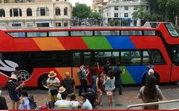Xe buýt 2 tầng ở Hà Nội trị giá bao nhiêu tiền?