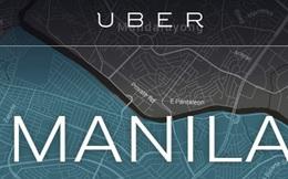 Uber mất 10 triệu USD để khôi phục hoạt động tại Philippines