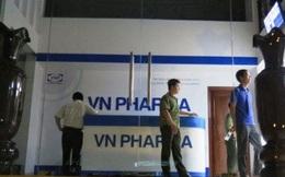 7 loại thuốc của VN Pharma bị rút giấy phép chưa lưu hành tại TP.HCM