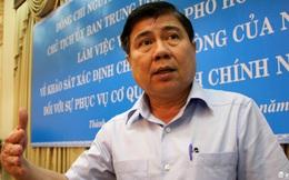 Chủ tịch TP.HCM: Họp quá giờ, không tiếp thu được và kết luận không sáng suốt!
