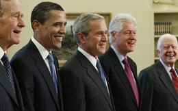 5 cựu Tổng thống Mỹ hợp sức giúp đỡ người dân bang Texas khắc phục hậu quả sau trận siêu bão Harvey