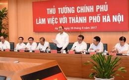 """Thủ tướng: """"Hà Nội phải là thành phố đáng sống"""""""
