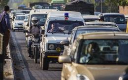 Cả một thị trường ô tô thay đổi vì tắc đường khiến đi bộ còn nhanh hơn đi ô tô