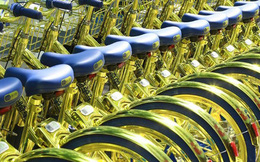 """Mobike và Ofo của Trung Quốc sắp """"bắt tay"""" nhau?"""