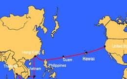 Cáp AAG lại gặp sự cố, kết nối Internet Việt Nam đi quốc tế có thể chậm