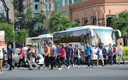 Thí điểm cho ôtô chở du khách trong đô thị, điểm du lịch