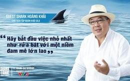 Thừa nhận bán khăn Trung Quốc, ông Hoàng Khải rút khỏi hội đồng đầu tư Shark Tank Việt Nam