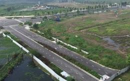 Đường nối khu Ngoại giao đoàn - Võ Chí Công đã thông xe