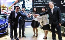 Đạt 120% kế hoạch giao phó trong tháng 10, Haxaco vươn lên chiếm lĩnh 34% thị phần của Mercedes Benz Việt Nam