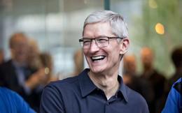 Tim Cook kiếm thêm 36 triệu USD chỉ trong vòng 1 tuần nhờ cơn sốt iPhone X