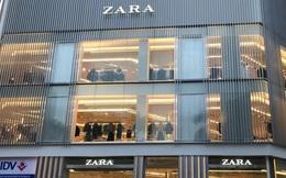 """HOT: Tận mắt ngắm trọn 3 tầng của store Zara Hà Nội, """"to và sáng"""" nhất phố Bà Triệu"""