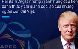 TS. Terry Buss: Bài phát biểu ở CEO Summit là diễn văn tuyệt vời nhất từ trước đến nay của ông Trump
