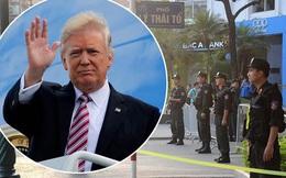Cập nhật: Tổng thống Mỹ Donald Trump tới Hà Nội, an ninh thắt chặt tại các tuyến đường trung tâm