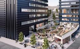 Ryan Giggs và kế hoạch xây dựng những tòa nhà chọc trời mang hơi thở của Manchester trên khắp thế giới