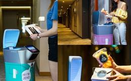 Trải nghiệm sự phục vụ chu đáo của robot tại khách sạn hạng sang ở Singapore