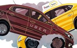 Uber chính thức sáp nhập với ứng dụng taxi tại Nga