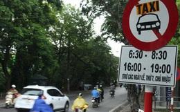 Đề xuất cấm xe ô tô cá nhân vào các tuyến phố giờ cao điểm
