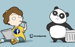 Vì sao một nhà xuất bản tí hon như Bored Panda lại có thể thành công trong thời đọc tin trên Facebook?