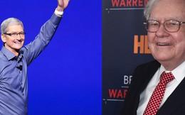 Triết lý đơn giản khiến Warren Buffett vẫn tự tin mua vào cổ phiếu Apple dù không có Steve Jobs