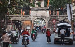 Chuyện người đàn ông ở Hà Nội 20 năm canh giữ cửa ô duy nhất còn lại của kinh thành Thăng Long xưa