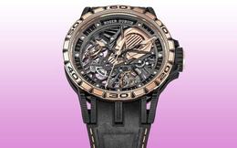 """Giới mộ điệu """"sôi sục"""" với phiên bản đồng hồ bạc tỉ mới kết hợp giữa thương hiệu đình đám Lamborghini và Pirelli"""