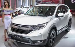 """Hậu chiến dịch """"xả hàng"""" CR-V, doanh số Honda giảm sâu, xuống thấp nhất nửa năm qua"""