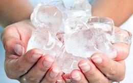 5 mẹo hay từ nước đá không phải ai cũng biết