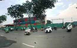 Bên trong khu giải tỏa 50 ki-ốt sân bay Tân Sơn Nhất
