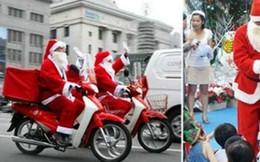 Những dịch vụ Giáng sinh siêu hút khách ở Việt Nam