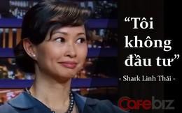 Shark Thái Vân Linh: Các startup đừng chỉ nghĩ đến tiền, các bạn nên biết 'lùi' khi tôi muốn tỷ lệ cổ phần cao hơn một chút