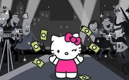 Hello Kitty và những bí mật của nàng mèo hồng nhan bạc... tỷ