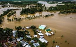Trang dự báo thời tiết quốc tế đưa cảnh báo về bão Tembin tại Việt Nam: Mưa lớn, lụt lội nghiêm trọng và gió giật mạnh