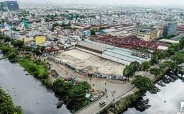 Cận cảnh tiến độ loạt dự án có sức hút lớn dọc kênh rạch Sài Gòn