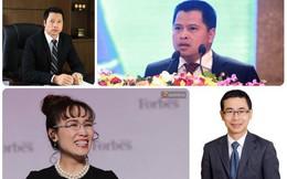 Những gương mặt mới trong top doanh nhân nghìn tỷ trên thị trường chứng khoán