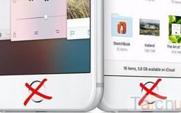 Sự biến mất của nút Home trong năm 2017: Chẳng bao lâu nữa, chúng ta sẽ quên rằng smartphone đã từng có một nút Home