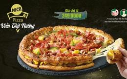 Pizza viền thịt nướng – Sự đột phá ấn tượng của The Pizza Company