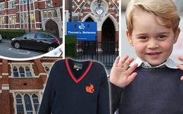 """Có gì đặc biệt trong ngôi trường Hoàng tử bé Anh Quốc theo học, nơi sở hữu """"nền giáo dục tốt nhất có thể mua được"""""""