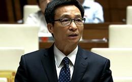 """Phó Thủ tướng Vũ Đức Đam: Người Việt dùng Internet, mạng xã hội quá """"dễ dãi"""""""