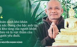 Doanh nhân Nguyễn Mạnh Hùng kể những kết quả tuyệt vời sau 20 năm tu, thiền