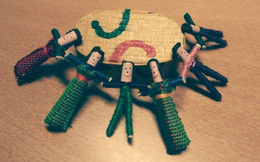 Thông điệp từ những con búp bê Mayas: Đừng để âu lo làm phiền tới giấc ngủ của bạn
