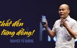 CEO Nguyễn Tử Quảng: Nhiều ngưởi hỏi tôi sao không bán Bphone rẻ hơn, tôi hỏi ngược lại, các bạn muốn người Việt có DN như Samsung, Apple hay Xiaomi?