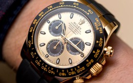 Khi đi du lịch, nếu muốn an toàn thì hãy đeo một chiếc Rolex