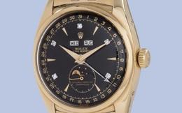 Sắp đấu giá đồng hồ Rolex của vua Bảo Đại, dự kiến 1,5 triệu USD
